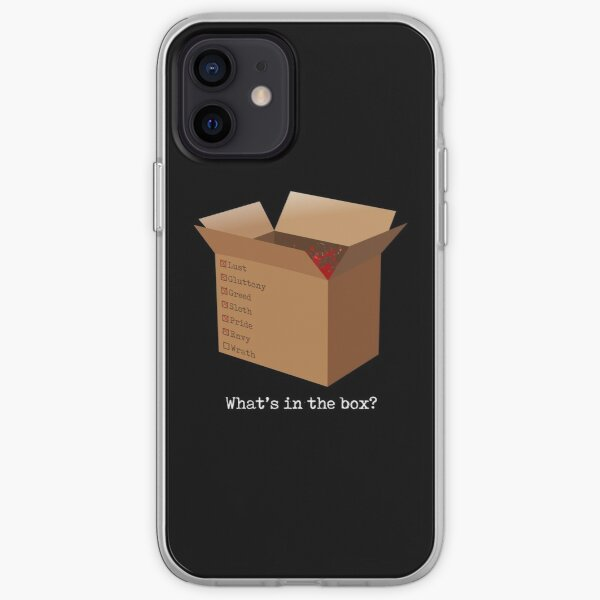 What's in the box? iPhone Soft Case RB1606 product Offical The Seven Deadly Sins Merch