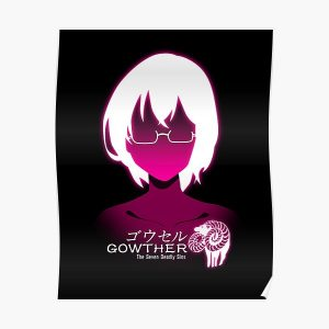 The seven deadly sins gowther Poster RB1606 product Offical The Seven Deadly Sins Merch