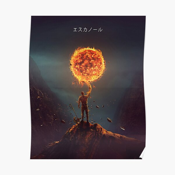 Escanor Poster RB1606 product Offical The Seven Deadly Sins Merch