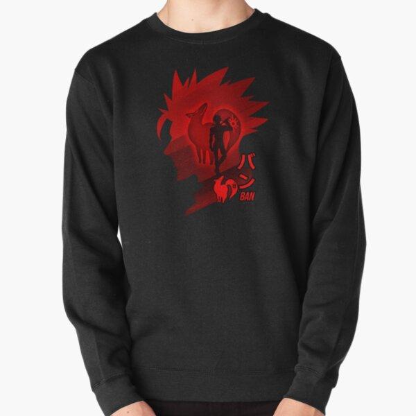 Ban - the seven deadly sins Pullover Sweatshirt RB1606 product Offical The Seven Deadly Sins Merch