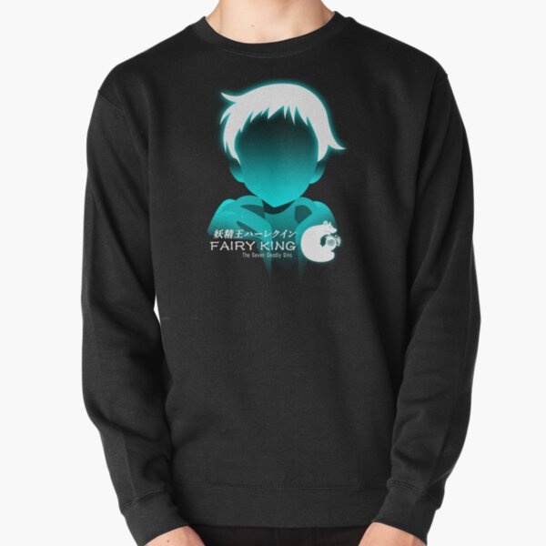 The seven deadly sins king Pullover Sweatshirt RB1606 product Offical The Seven Deadly Sins Merch