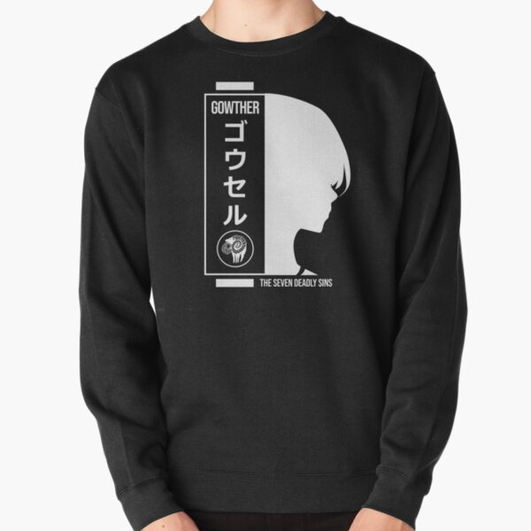 Gowther seven deadly sins Pullover Sweatshirt RB1606 product Offical The Seven Deadly Sins Merch