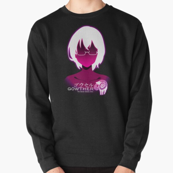 The seven deadly sins gowther Pullover Sweatshirt RB1606 product Offical The Seven Deadly Sins Merch