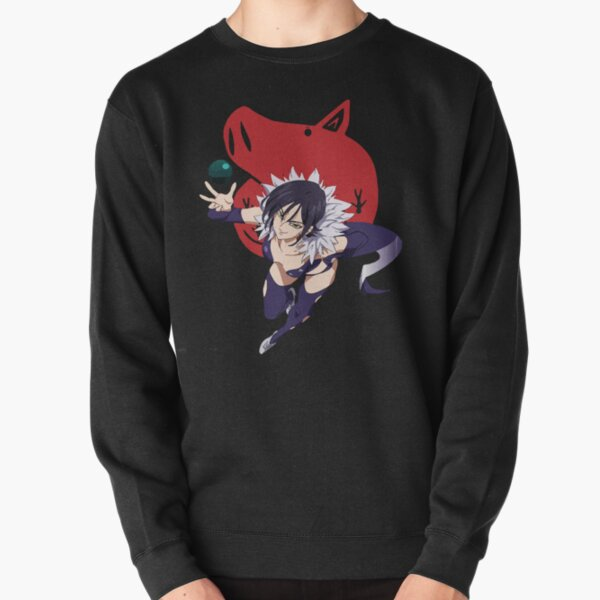 the seven deadly sins - Merlin  Pullover Sweatshirt RB1606 product Offical The Seven Deadly Sins Merch