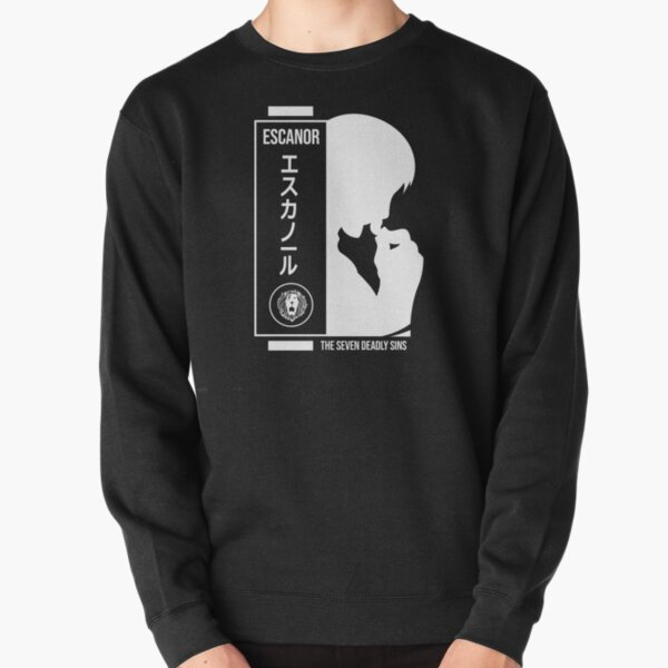 Escanor seven deadly sins Pullover Sweatshirt RB1606 product Offical The Seven Deadly Sins Merch