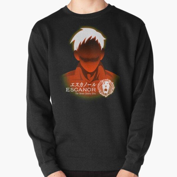 The seven deadly sins escanor Pullover Sweatshirt RB1606 product Offical The Seven Deadly Sins Merch
