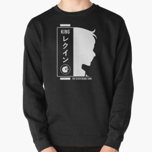 King seven deadly sins Pullover Sweatshirt RB1606 product Offical The Seven Deadly Sins Merch