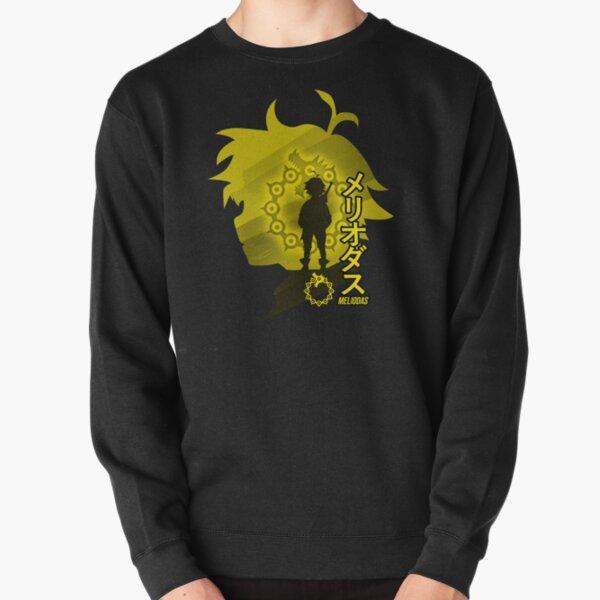 The seven deadly sins - meliodas Pullover Sweatshirt RB1606 product Offical The Seven Deadly Sins Merch
