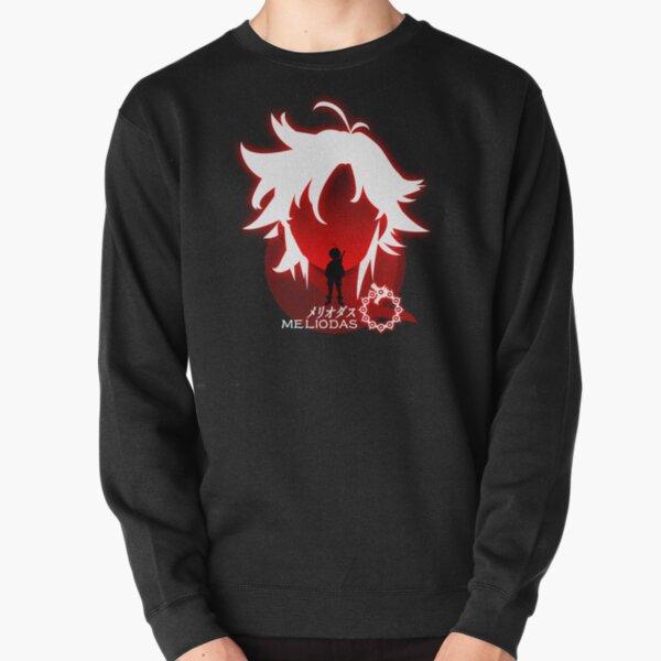 The seven deadly sins meliodas Pullover Sweatshirt RB1606 product Offical The Seven Deadly Sins Merch
