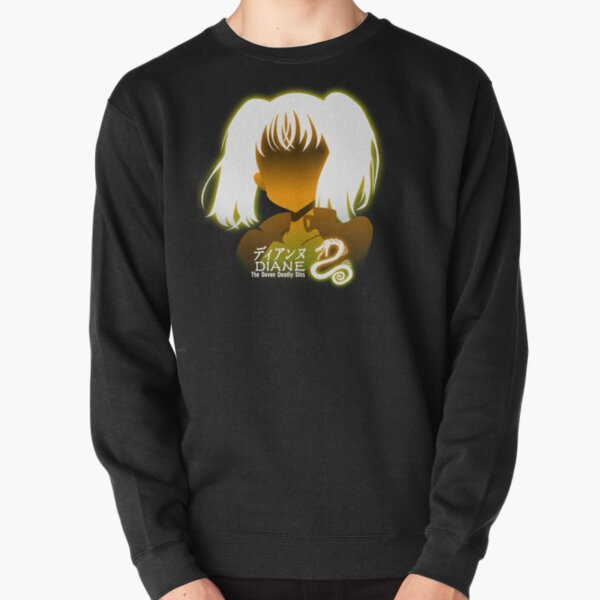 The seven deadly sins Diane Pullover Sweatshirt RB1606 product Offical The Seven Deadly Sins Merch