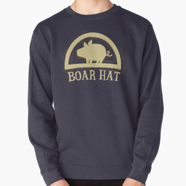 The Seven Deadly Sins (Boar Hat Sign) Pullover Sweatshirt RB1606 product Offical The Seven Deadly Sins Merch