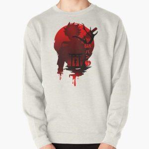 The seven deadly sins ( ban)  Pullover Sweatshirt RB1606 product Offical The Seven Deadly Sins Merch