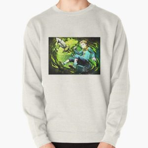 King from The Seven Deadly 4   Pullover Sweatshirt RB1606 product Offical The Seven Deadly Sins Merch