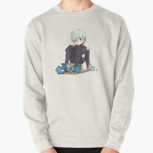 The Seven Deadly Sins - logo Pullover Sweatshirt RB1606 product Offical The Seven Deadly Sins Merch