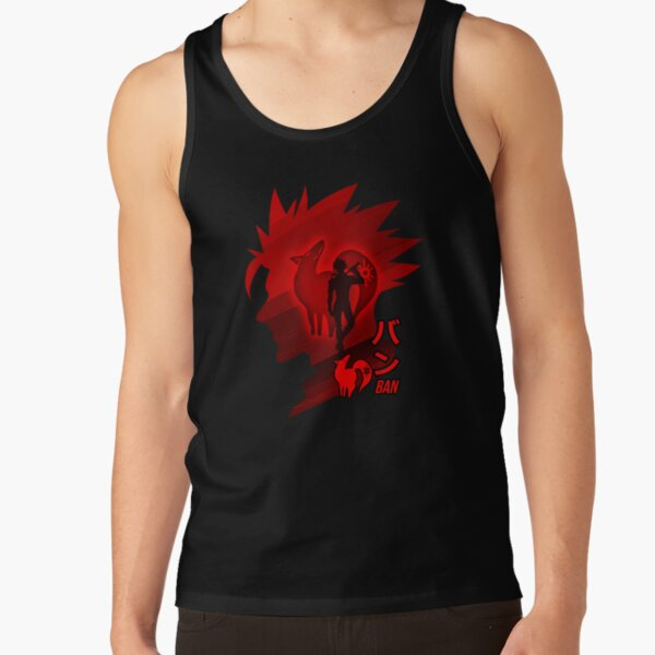 Ban - the seven deadly sins Tank Top RB1606 product Offical The Seven Deadly Sins Merch