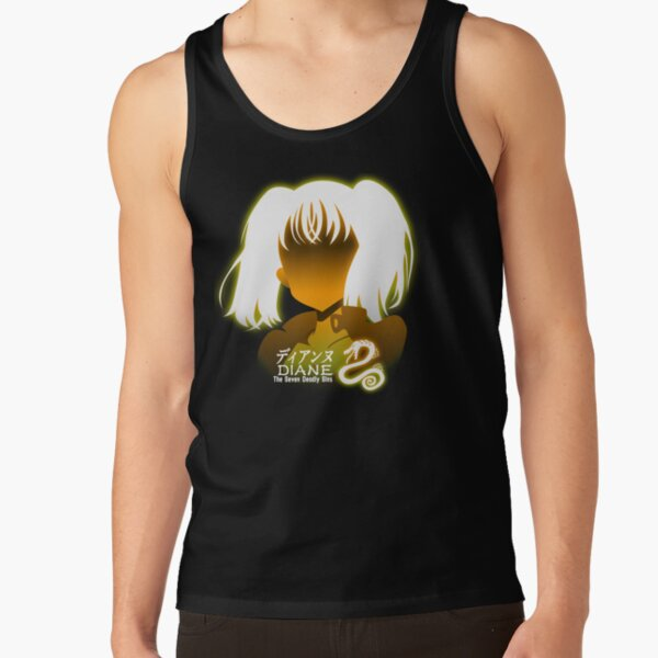 The seven deadly sins Diane Tank Top RB1606 product Offical The Seven Deadly Sins Merch