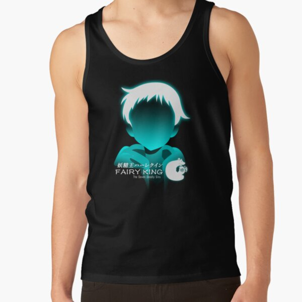 The seven deadly sins king Tank Top RB1606 product Offical The Seven Deadly Sins Merch