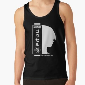 Gowther seven deadly sins Tank Top RB1606 product Offical The Seven Deadly Sins Merch