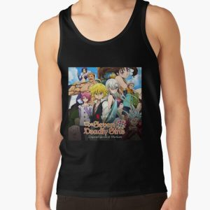 the seven deadly sins imperal wrath the gods Tank Top RB1606 product Offical The Seven Deadly Sins Merch