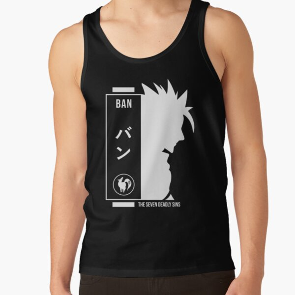 Ban seven deadly sins Tank Top RB1606 product Offical The Seven Deadly Sins Merch