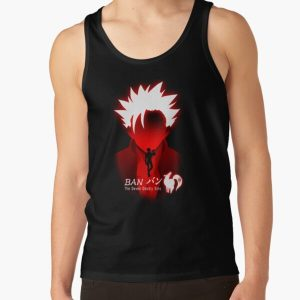 The seven deadly sins ban Tank Top RB1606 product Offical The Seven Deadly Sins Merch