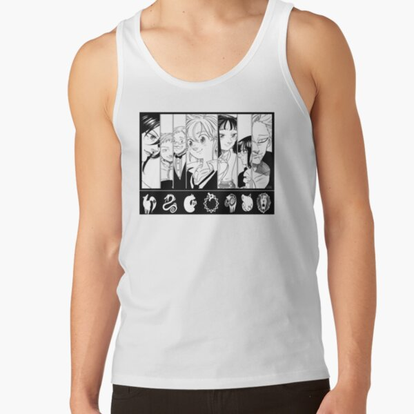 the deadly seven sins Tank Top RB1606 product Offical The Seven Deadly Sins Merch