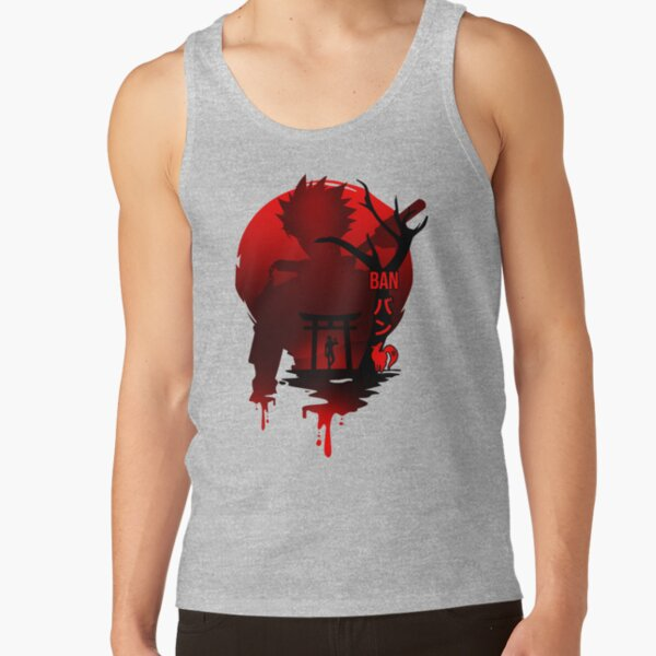 The seven deadly sins ( ban)  Tank Top RB1606 product Offical The Seven Deadly Sins Merch