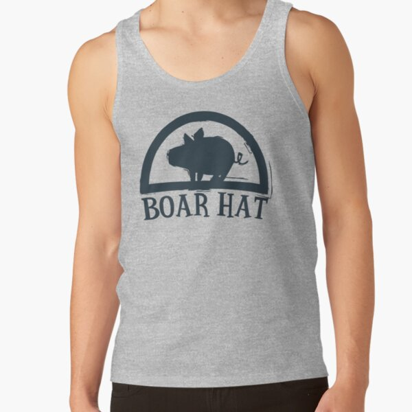 The Seven Deadly Sins - Boar Hat Tank Top RB1606 product Offical The Seven Deadly Sins Merch