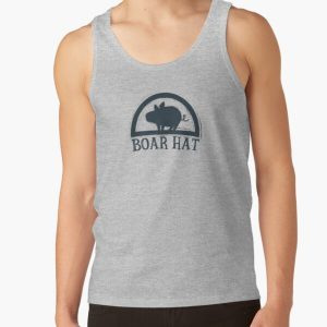 The Seven Deadly Sins (Boar Hat Bar) Tank Top RB1606 product Offical The Seven Deadly Sins Merch