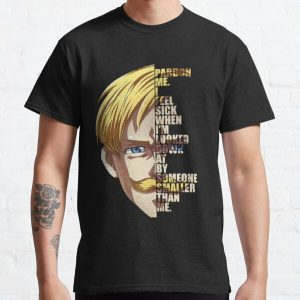 Escanor - Seven deadly sins Classic T-Shirt RB1606 product Offical The Seven Deadly Sins Merch