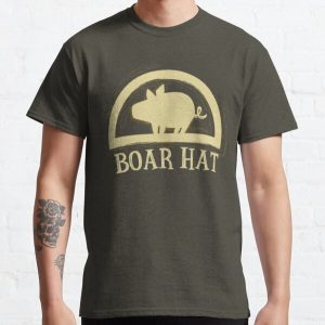 The Seven Deadly Sins (Boar Hat Sign) Classic T-Shirt RB1606 product Offical The Seven Deadly Sins Merch