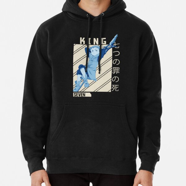 Seven dealy sins King SHIRT Pullover Hoodie RB1606 product Offical The Seven Deadly Sins Merch