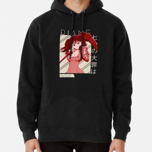 Seven dealy sins Diane shirt  Pullover Hoodie RB1606 product Offical The Seven Deadly Sins Merch