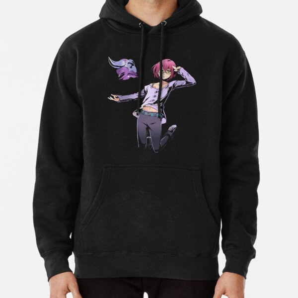 the seven deadly sins-Gowther Pullover Hoodie RB1606 product Offical The Seven Deadly Sins Merch