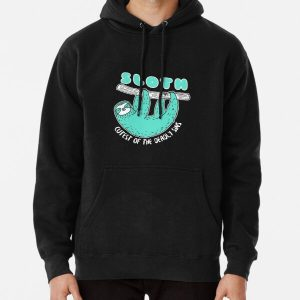 sloth cutest of the deadly sins Pullover Hoodie RB1606 product Offical The Seven Deadly Sins Merch
