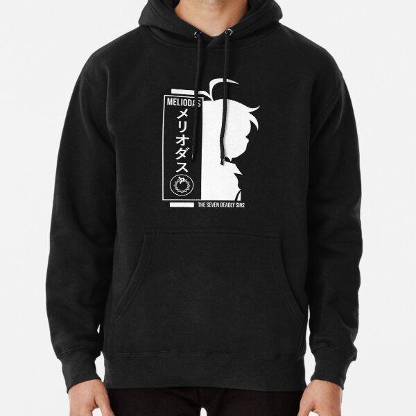 Meliodas seven deadly sins Pullover Hoodie RB1606 product Offical The Seven Deadly Sins Merch