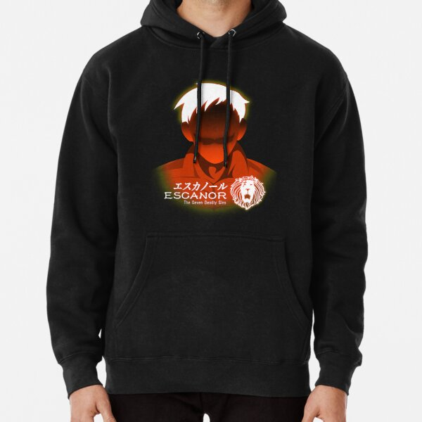 The seven deadly sins escanor Pullover Hoodie RB1606 product Offical The Seven Deadly Sins Merch