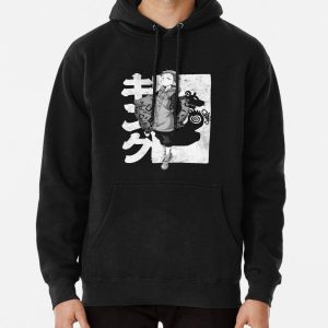 King of Sloth (white) Pullover Hoodie RB1606 product Offical The Seven Deadly Sins Merch