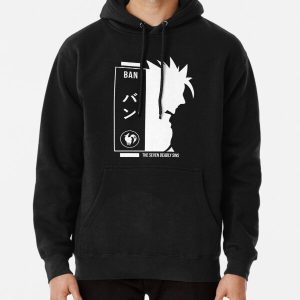 Ban seven deadly sins Pullover Hoodie RB1606 product Offical The Seven Deadly Sins Merch