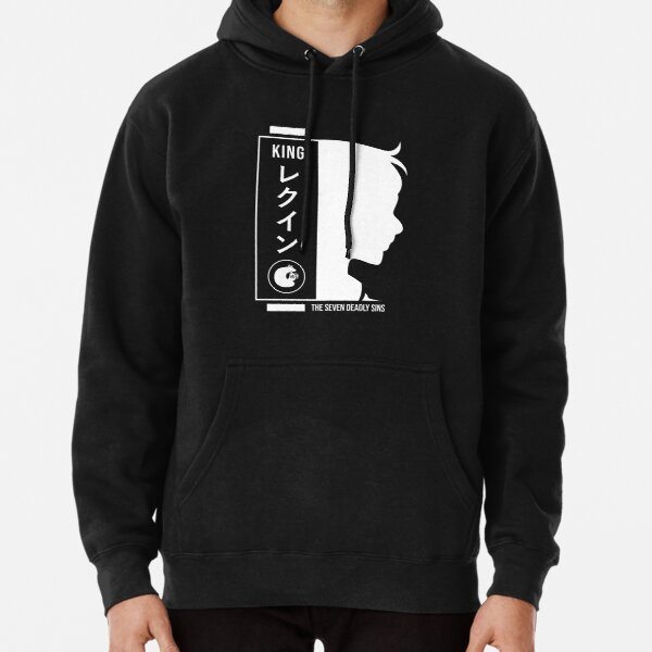 King seven deadly sins Pullover Hoodie RB1606 product Offical The Seven Deadly Sins Merch