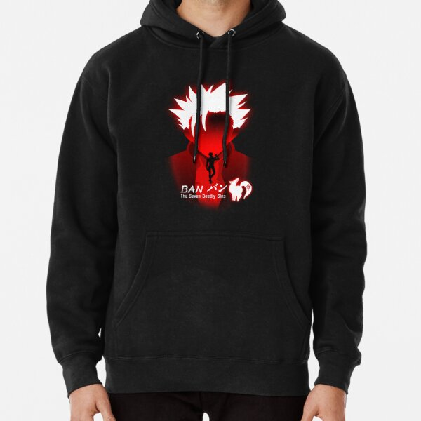 The seven deadly sins ban Pullover Hoodie RB1606 product Offical The Seven Deadly Sins Merch