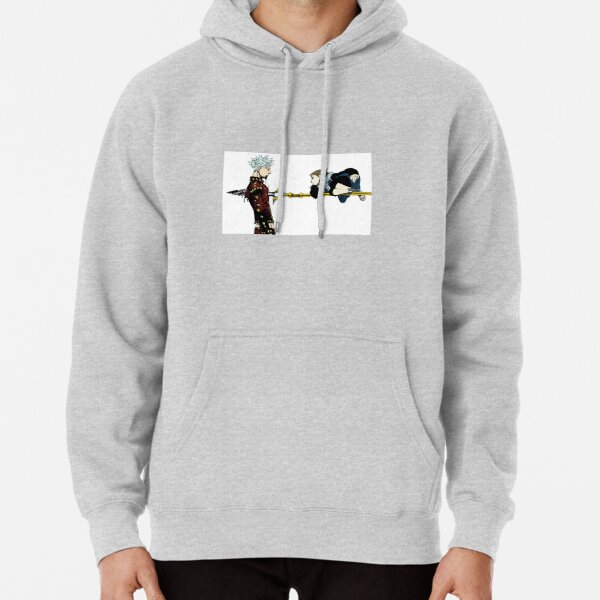 Seven Deadly Sins - Ban and King Pullover Hoodie RB1606 product Offical The Seven Deadly Sins Merch