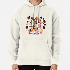 The Seven Deadly Sins: Dragon's Judgement logo Pullover Hoodie RB1606 product Offical The Seven Deadly Sins Merch