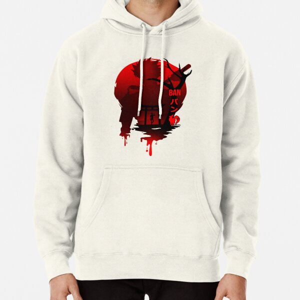 The seven deadly sins ( ban)  Pullover Hoodie RB1606 product Offical The Seven Deadly Sins Merch