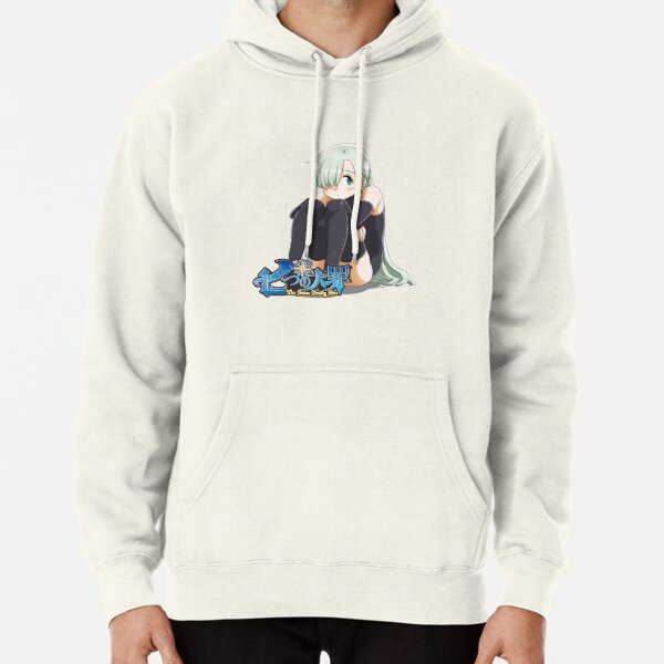 The Seven Deadly Sins - logo Pullover Hoodie RB1606 product Offical The Seven Deadly Sins Merch
