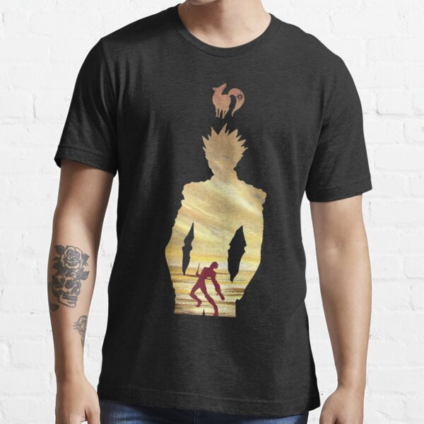 Ban The Fox Sin -Seven Deadly Sins Essential T-Shirt RB1606 product Offical The Seven Deadly Sins Merch