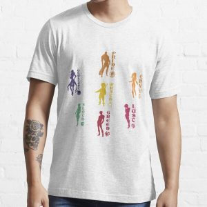The Seven Deadly Sins Essential T-Shirt RB1606 product Offical The Seven Deadly Sins Merch