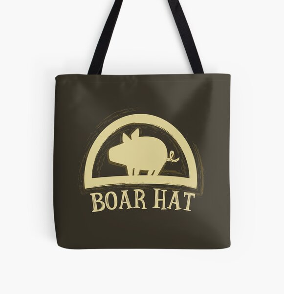The Seven Deadly Sins (Boar Hat Sign) All Over Print Tote Bag RB1606 product Offical The Seven Deadly Sins Merch