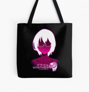 The seven deadly sins gowther All Over Print Tote Bag RB1606 product Offical The Seven Deadly Sins Merch