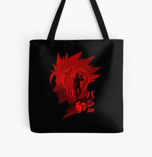 Ban - the seven deadly sins All Over Print Tote Bag RB1606 product Offical The Seven Deadly Sins Merch